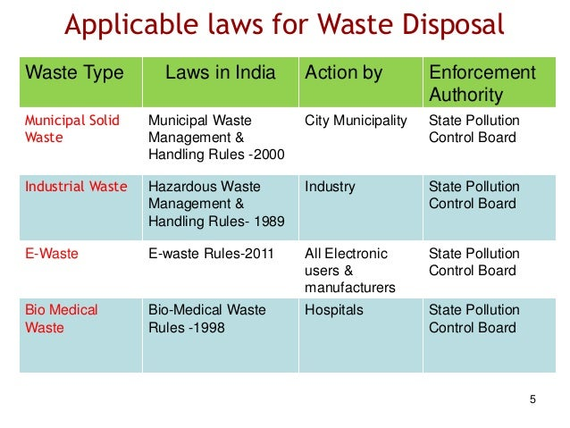 Design construction of secure waste landfill for Household hazardous waste facility design