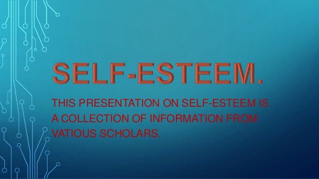 self respect definition essay There's a big difference between self-respect and self-esteem choose self- respect.