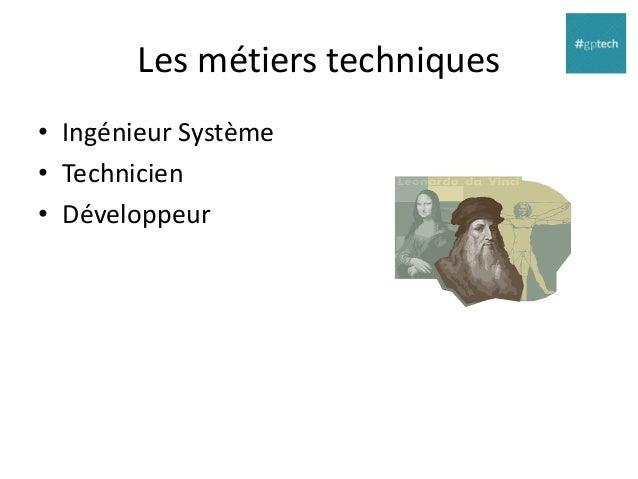 Les métiers Marketing Communication • Webmaster • Graphiste • Community Manager