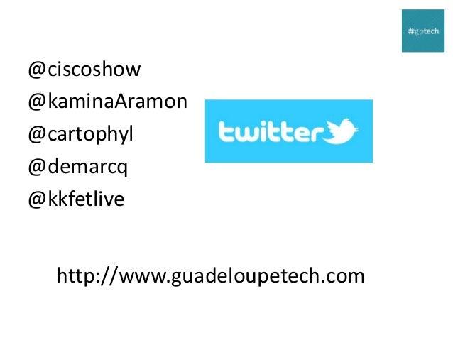 GuadeloupeTech Semaine Ecole Entreprise 2013