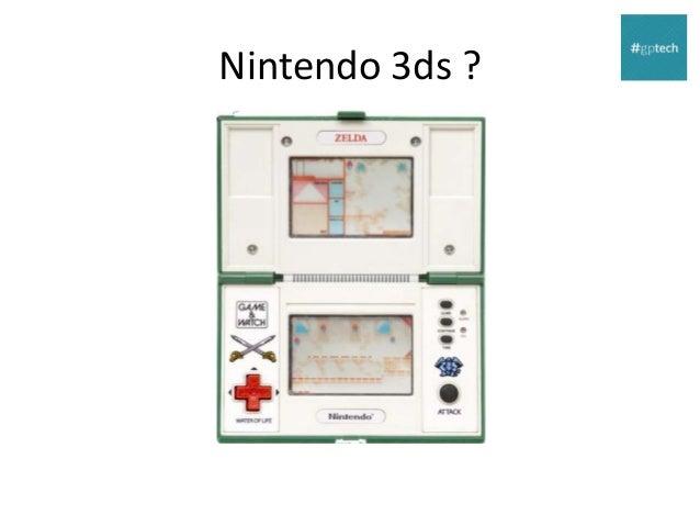 Nintendo 3ds ?