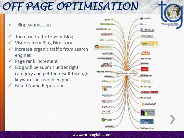 OFF PAGE OPTIMISATION   Local Listings A special section on search engine result pages reserved for local businesses that...