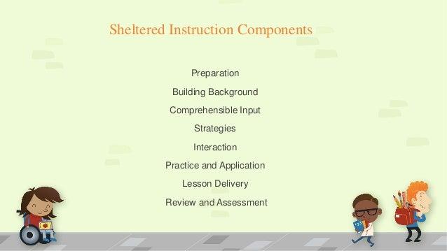 Presentation Sheltered Instruction Technology Integration Plan