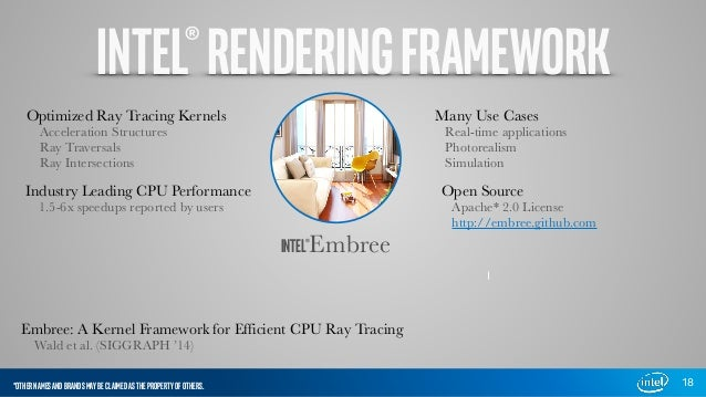 Open Source Interactive CPU Preview Rendering with Pixar's