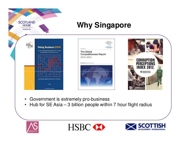 Business culture in Singapore