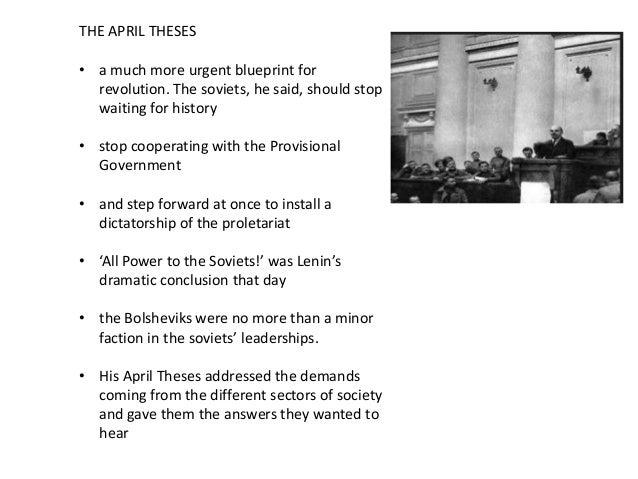 lenin speech april 1917