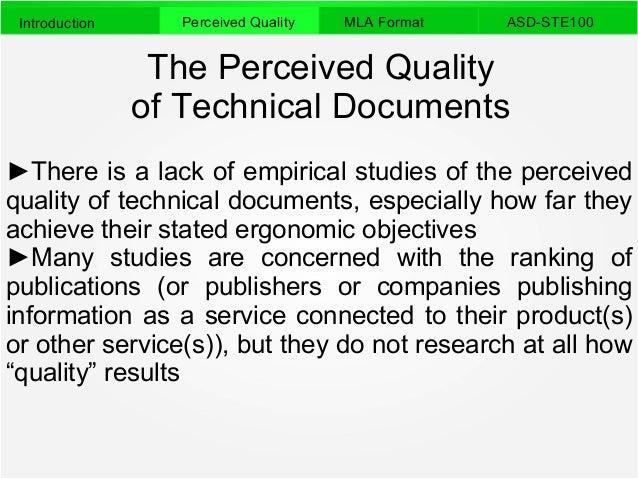 technical writing instructions topics