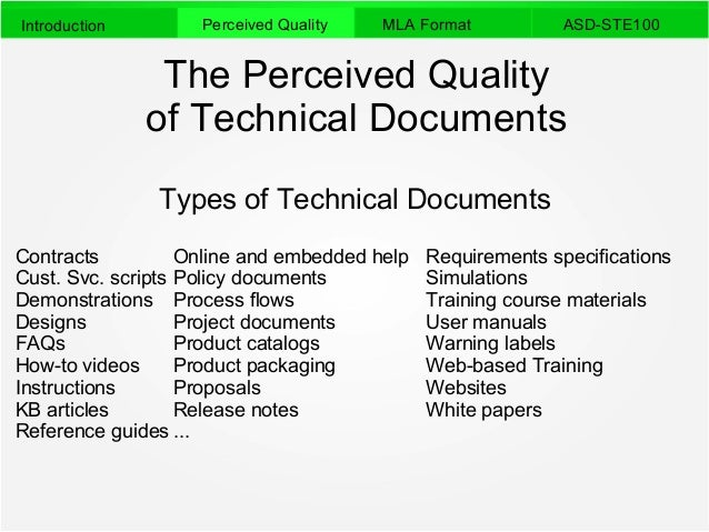 What Are The Different Types of Technical Writing?