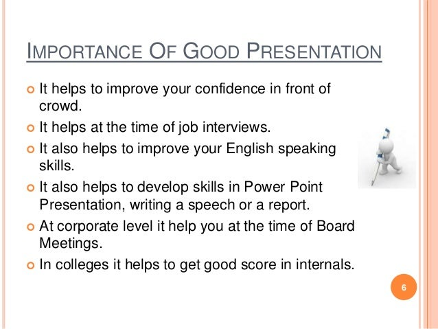 Presentation Skills: Presentation Preparation; Audience Analysis