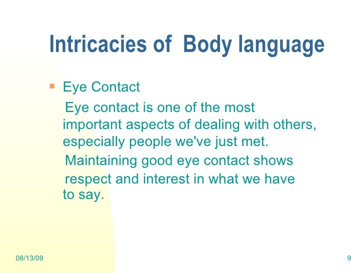 most important aspects of body language Body language reading guide and  most read in body language  controlling what your body says discover what your body language says about.