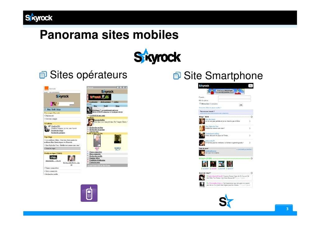 Presentation skyrock 161210 Slide 3