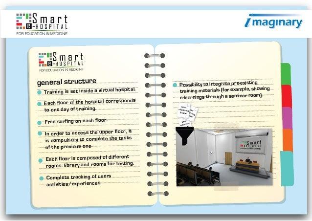 Smart e-Hospital Slide 3