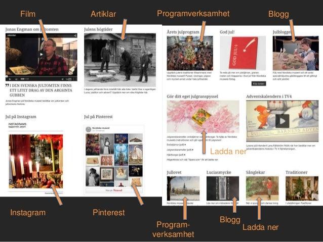Film Instagram Pinterest Blogg Blogg Ladda ner Ladda ner Program- verksamhet ProgramverksamhetArtiklar
