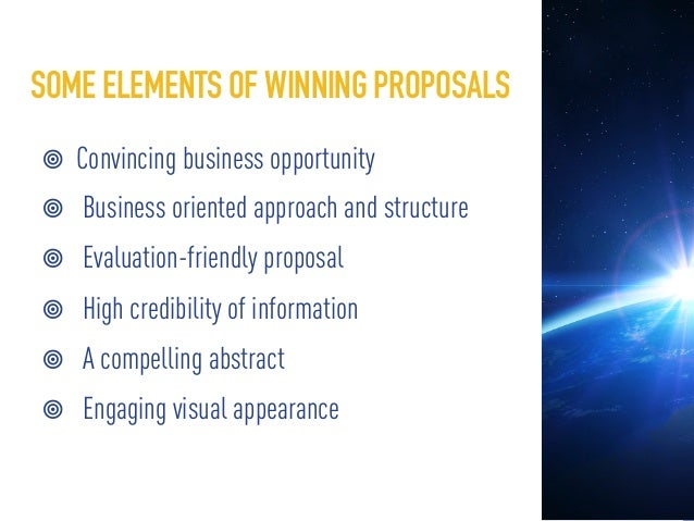 how to write a winning grant proposal A guide for proposal writing national science foundation proposers also can consult the publication grant proposal guide and due's program announcement and.