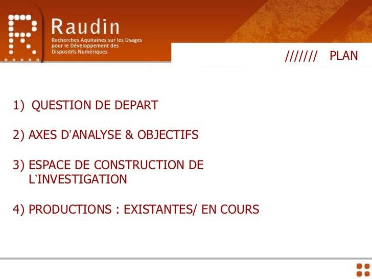 Presentation séminaire 14/12 axe 3 Slide 2