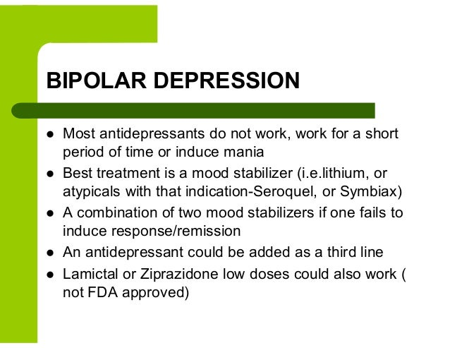 Lamictal For Anxiety And Depression