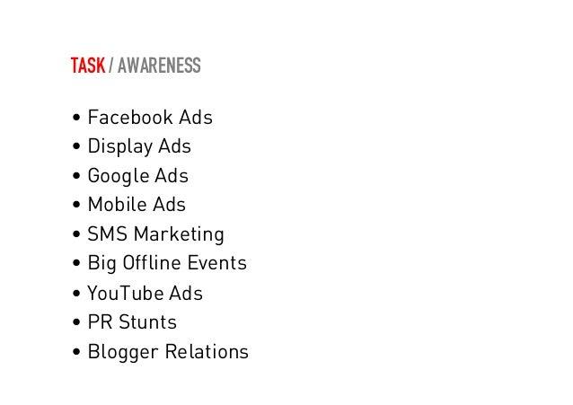 IDEA / AWARENESS  Campanie de anuntare a unui produs mediocru, cu target  500.000 de oameni atinsi.  • Concurs cu 5 blogge...