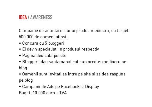 SOCIAL MEDIA STRATEGY / LIVE  01. DEFINIREA OBIECTIVELOR  02. DEFINIREA AUDIENTEI  03. ALEGEREA CANALELOR  04. TACTICI  05...