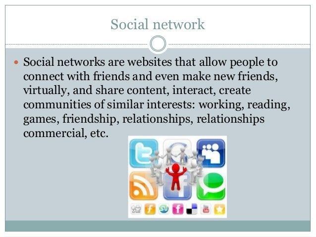 Social Network Impact on Youth
