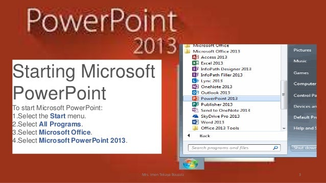 How to use powerpoint's presenter view.