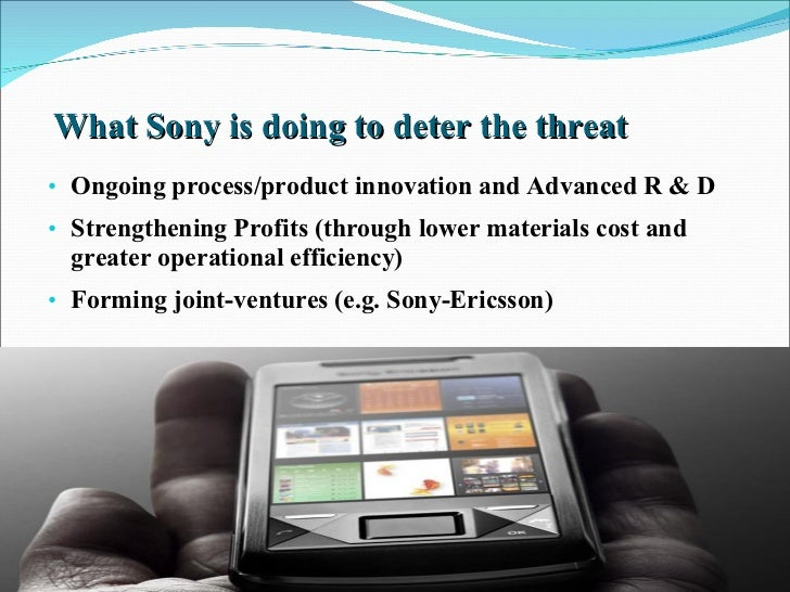 business analysis of the sony corporation Sony's financial ratios grouped by activity, liquidity, solvency, and profitability  analysis examines sony corp's capital structure in terms of the mix of its .
