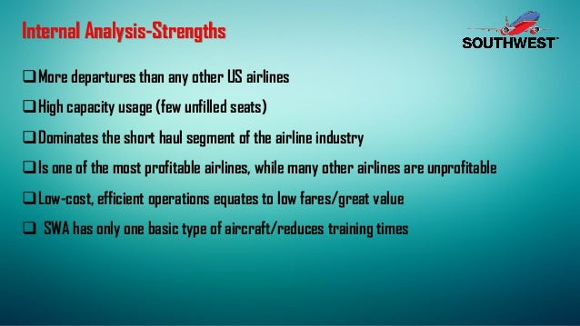 south west airline stakeholders analysis Value chain analysis on southwest airlines introduction  like any airline,  at south west,.