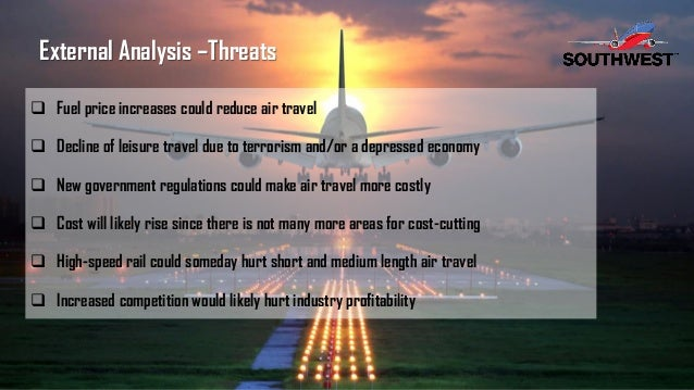 A SouthWest Airlines SWOT Analysis