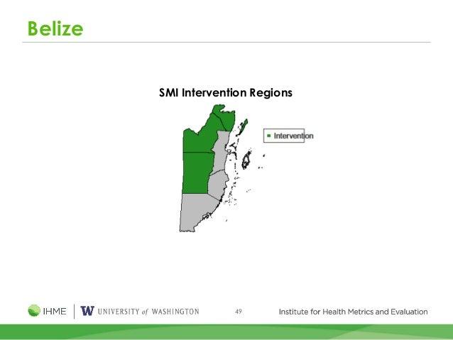 49 Belize SMI Intervention Regions
