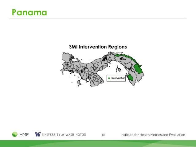 68 Panama SMI Intervention Regions