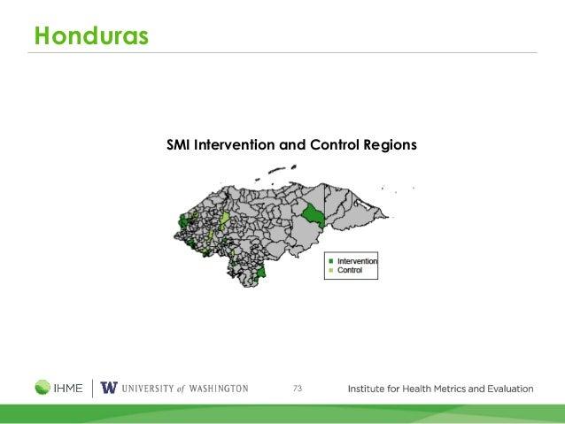 73 Honduras SMI Intervention and Control Regions