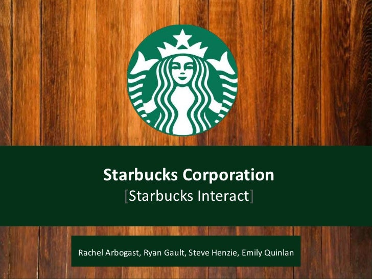 starbucks presentation thesis Investment thesis 08/04/2015 we view starbucks as one of the most starbucks corp analyst report | analyst report page sbux : starbucks corp analyst report.