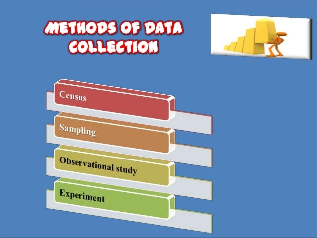 Methods Of Data Collection In Statistics