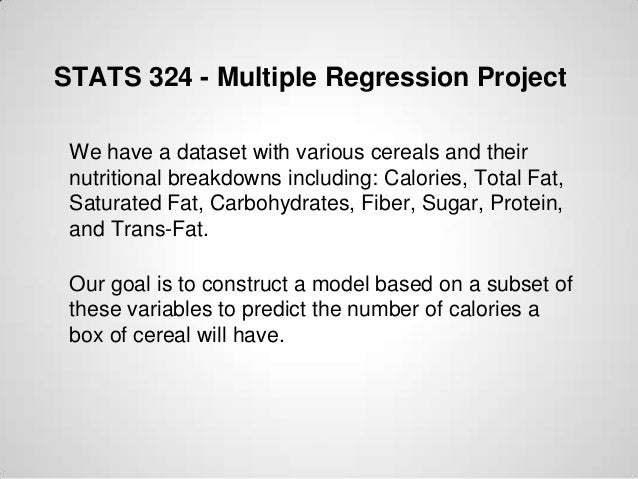 statistical data for project Give an informative title to your project  data collection  explain the statistical procedures that will be used to analyze your data.