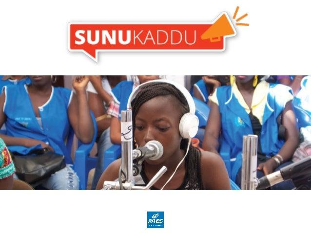 • Les jeunes d'Afrique de l'Ouest apprennent à utiliser les médias traditionnels et numériques pour sensibiliser et mobil...