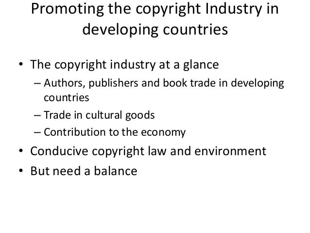 copyright and related rights pdf