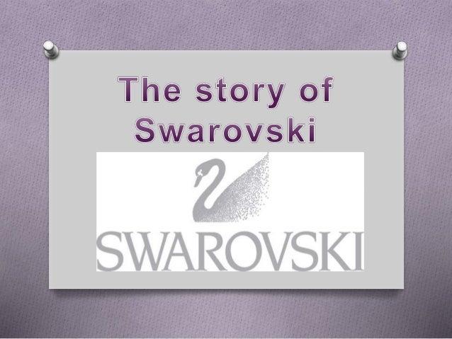 Presentation Swarovski
