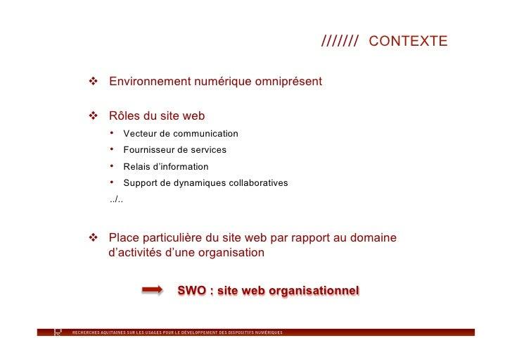 Presentation symposium axe 3 Slide 2