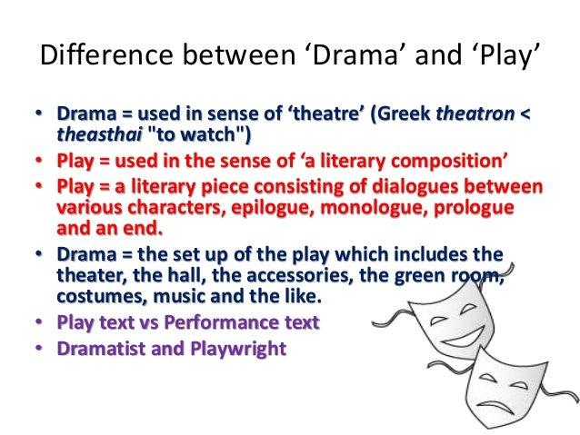 Teaching Literature Through Technology: Play / Drama
