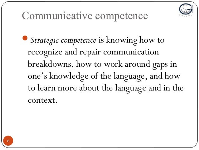 what is communication competence Understanding communicative competence - 102 - university bulletin - issue no15 - vol 3- 2013.
