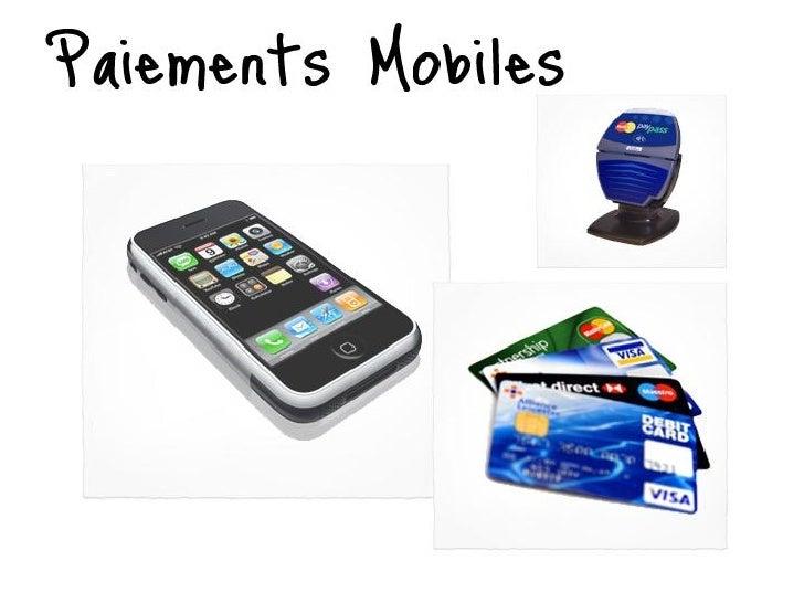 Presentation sur le paiement mobile