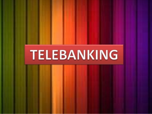 a overview of electronic tele banking With electronic funds transfer (eft), government agencies can pay and collect money electronically, without having to use paper checks eft is safe, secure, efficient, and less expensive than paper check payments and collections.