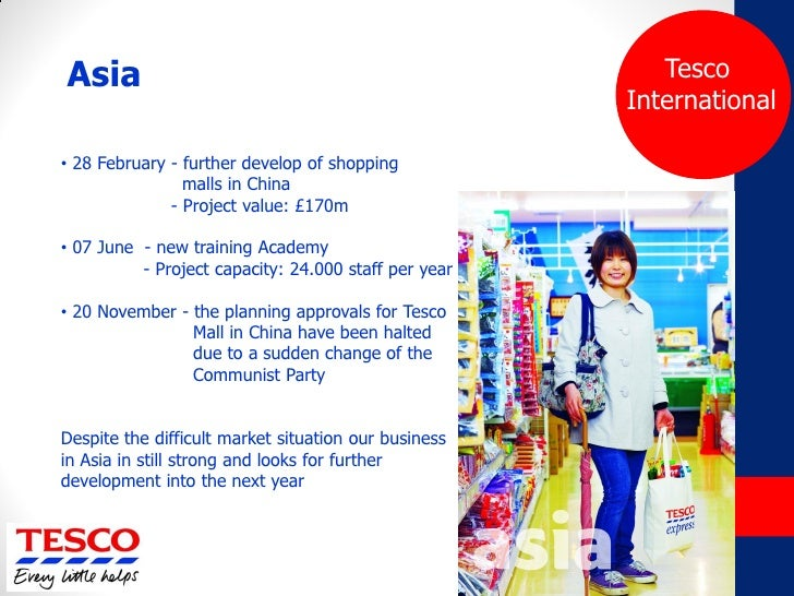 tesco capacity planning Operations management: a case study of tesco by name name of instructor institution date of submission executive summary this report examines tesco's state of current networking and operations management the report is founded on three main perspectives.