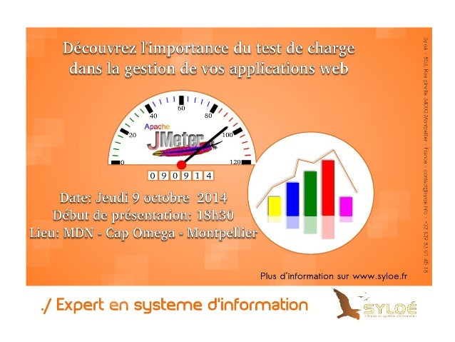 Plan de notre intervention  1. Pourquoi le test de charge ?  2. Les différents types de tests de charge  1.1. Le test de p...