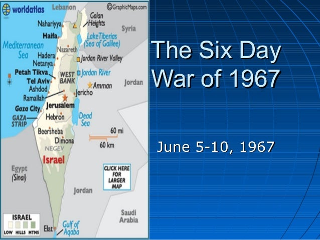 an analysis of arab israeli war 1967 Analysis issues & analyses the 1967 war israeli military and the origins of the 1967 war: the 1967 arab-israeli war: origins and consequences.