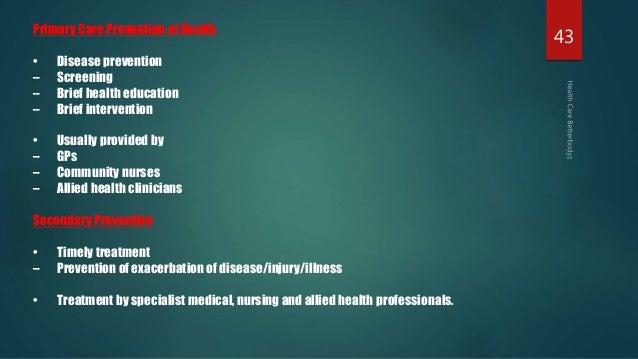 Australian Health Care System Part 1