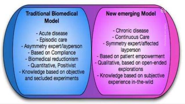 biomedical model essay
