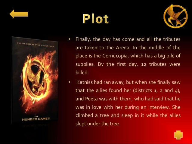 mockingjay book summary cliff notes