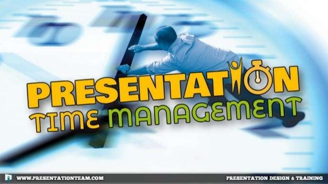 Presentation Time Management
