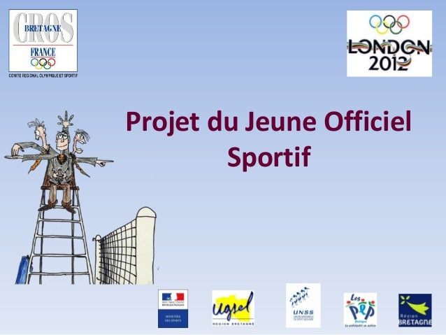 Projet du Jeune Officiel Sportif