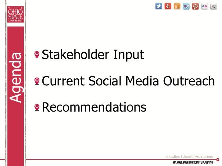 Social Media Strategies for Planning Slide 2